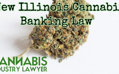 Illinois Cannabis Banking Bills Introduced to Make Cannabis Bankable