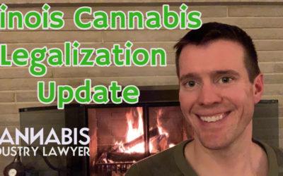 Illinois Cannabis Legalization Update