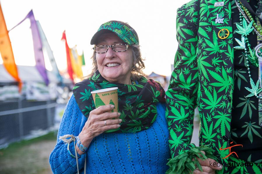 Elvy Musky - Federal Medical Marijuana patient
