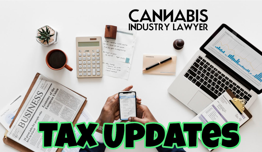 Cannabis Business Tax Updates – w/ jim Breese of Green Growth CPAs
