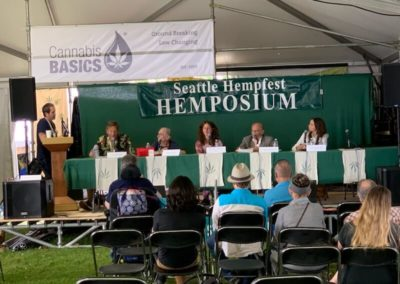 Seattle Hempfast Hemposium