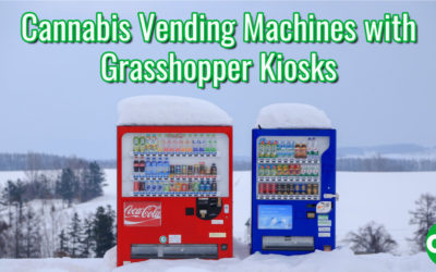 Cannabis Vending Machines – Grasshopper Kiosks