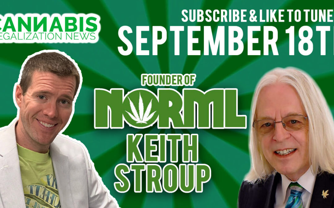 Keith Stroup – Founder of NORML