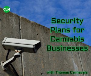 Security Plans for Cannabis Businesses