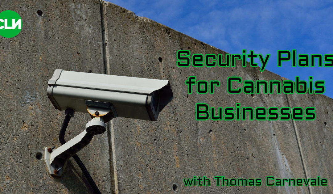 Cannabis Security Plans Businesses with Thomas Carnevale