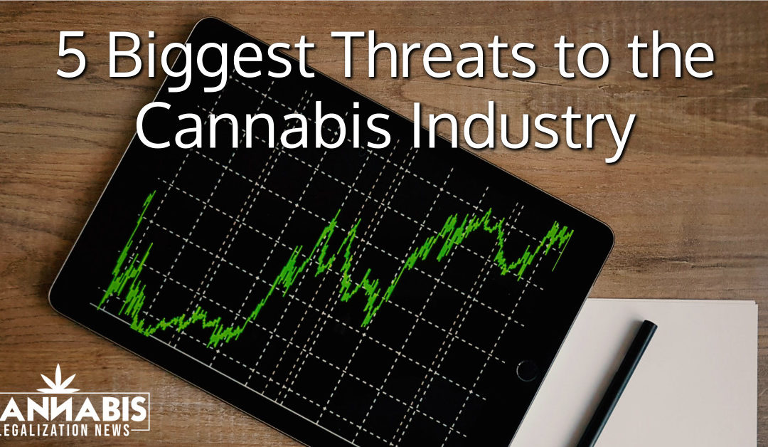 5 Biggest Threats to the Cannabis Industry