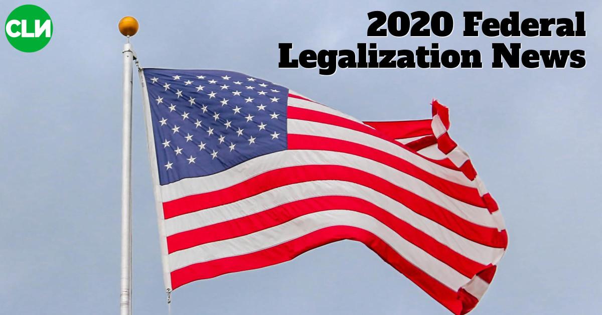 2020 - Федэральны праект палітыкі па легалізацыі марыхуаны па марыхуане
