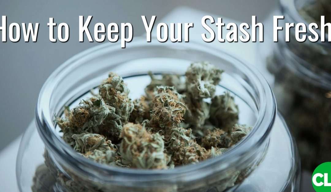 How to Keep Your Stash Fresh
