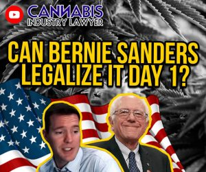 Bernie Sanders Legalize Marijuana Executive Order