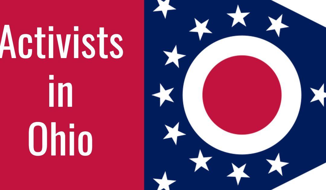 Activists in Ohio