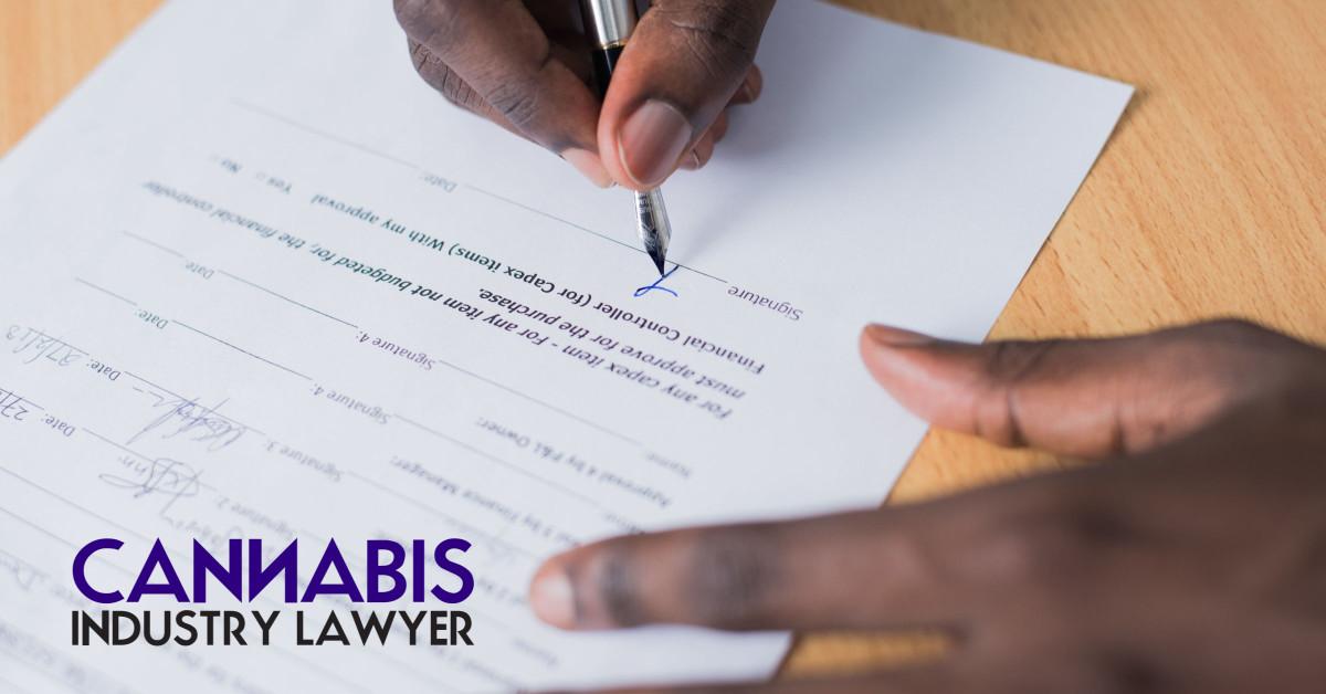 Cannabis LLC Operating Agreements