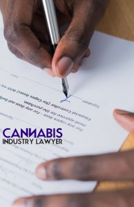 Cannabis Operating Agreements