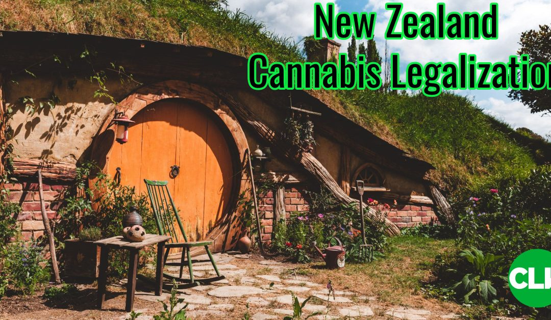 New Zealand Cannabis Legalization