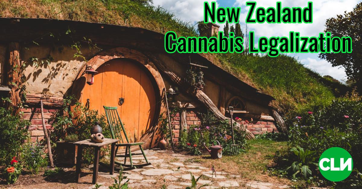 Новая Зеландыя Легалізацыя канабіса
