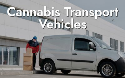 Cannabis Transport Vehicles