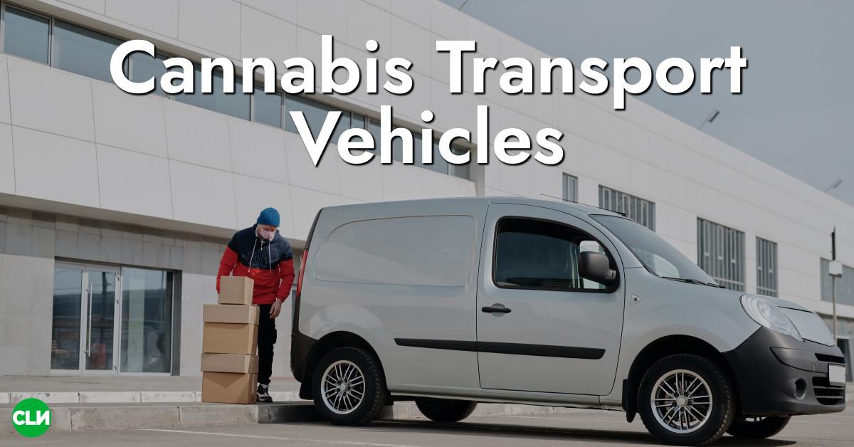 Канабіс транспартныя сродкі NorCal Vans