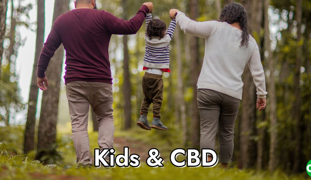 Co rodiče potřebují vědět o CBD