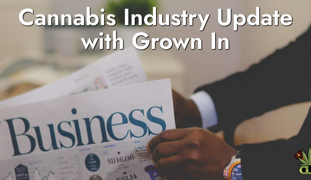 Actualización da industria do cannabis con Grown