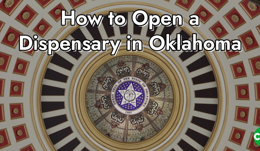 Hoe om 'n dispensaris in Oklahoma te open