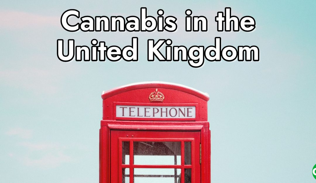 Èske Cannabis Legal nan UK a?