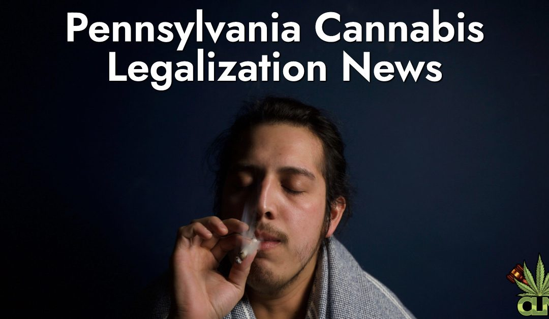 Lois de Pennsylvanie sur l'usage du cannabis pour adultes