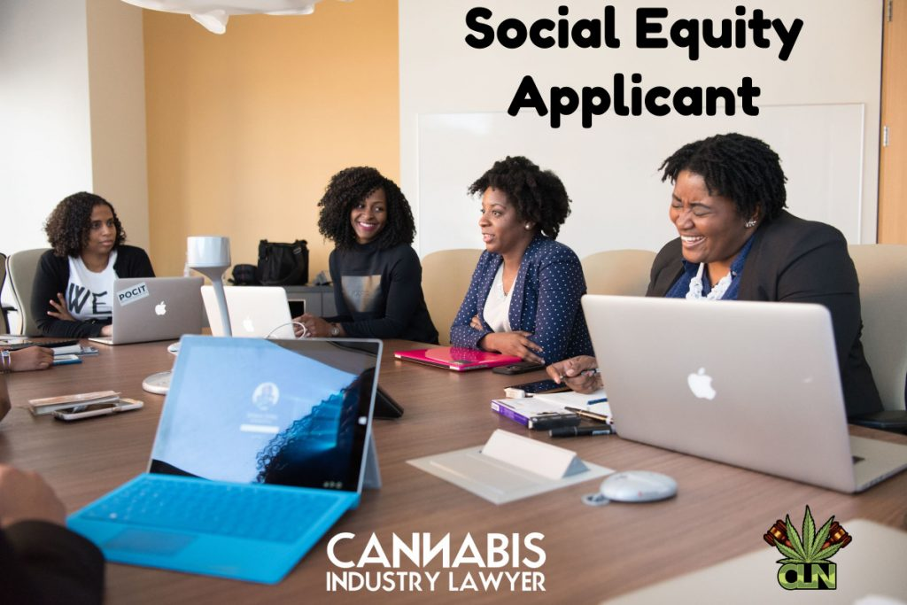 Social Equity Applicant Illinois