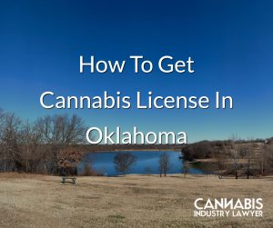 how to get cannabis license in oklahoma
