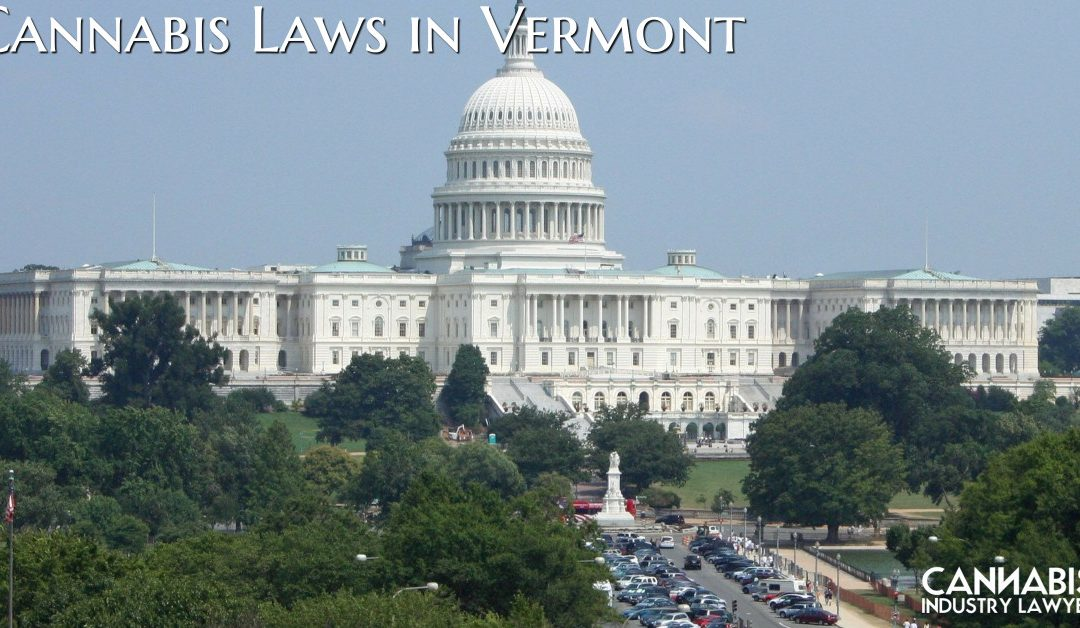 Cannabis Laws in Vermont