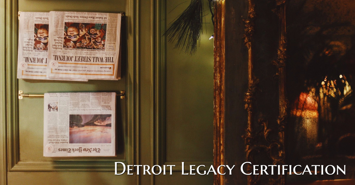 detroit legacy marijuana license