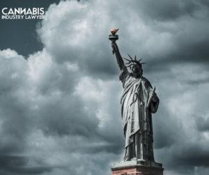 Ліцэнзія на канабіс у Нью-Ёрку