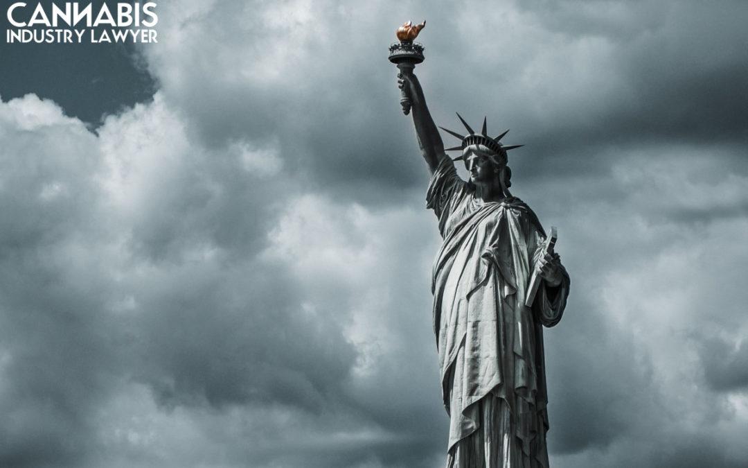 Aanvraag voor cannabislicentie in New York