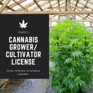 New Jersey Cultivation License
