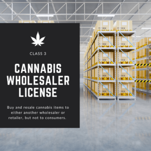 New Jersey Cannabis Wholesaler License