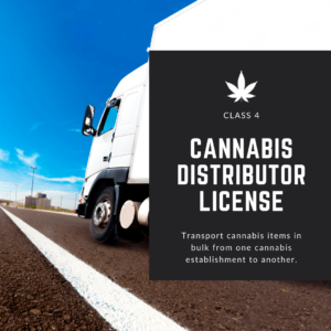 New Jersey Cannabis Distributor License