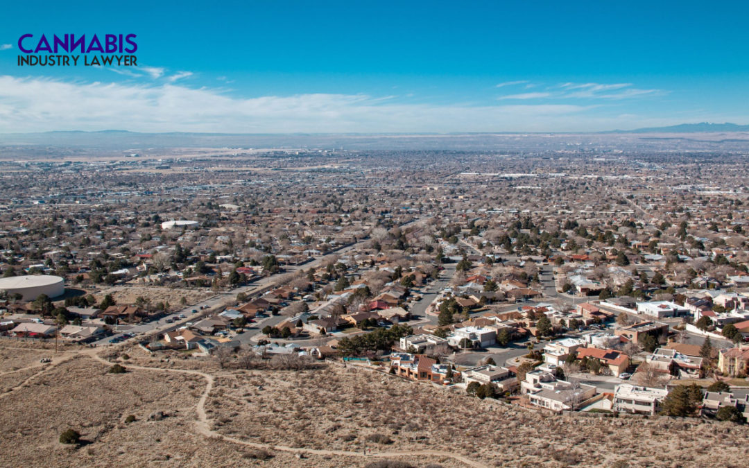 Draft Règleman New Mexico a pou pwodiktè Cannabis