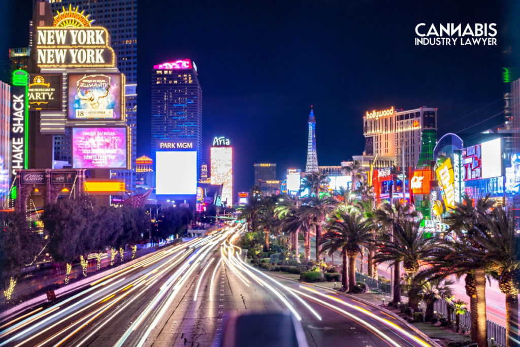 Цэнтр горада Лас-Вегас